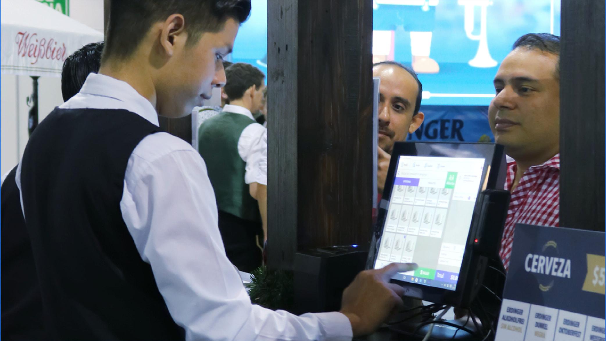software pos ecuador para restaurantes