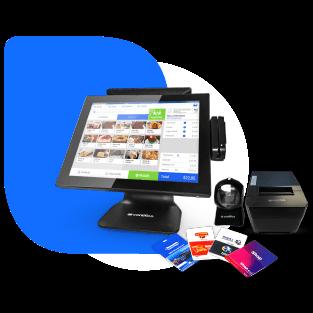 sistema punto de venta touch en ecuador